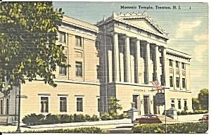 Trenton NJ Masonic Temple p34095 (Image1)