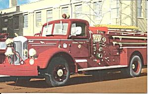 Chicago IL Fire Dept Engine 9 p34103 (Image1)