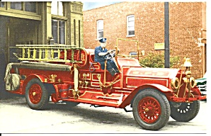 Chicago IL Fire Dept Engine 36 p34104 (Image1)