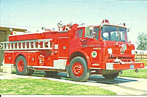 Tulane County CA Fire Dept Truck E7 p34109 (Image1)