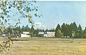 Fort Lewis WA New Barracks Mt Rainier p34121 (Image1)