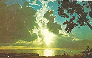 Breath Taking Florida Sunset p34146 (Image1)