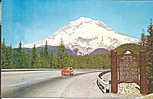 Mt Hood Oregon from highway p34189 (Image1)