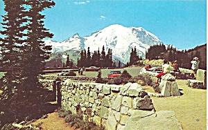 Mt Rainier WA Northeast  Slopes p34221 (Image1)