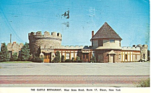 Olean NY Castle Restaurant p34240 (Image1)