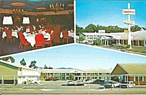 Salinas CA Towne House ostcard p34245 (Image1)
