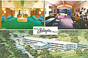 Arlington VA Park Arlington Motel p34246 (Image1)