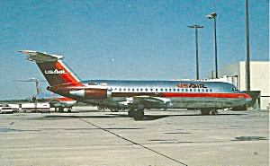 Usair Jetliner P34265