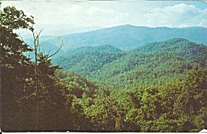 Blue Dridge Parkway View of the Blue Ridge p34267 (Image1)