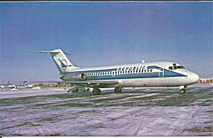 Republic Airlines Dc-9 P34270