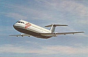 Pacific Express Bac-111 P34286