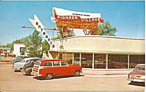 Minden NE Pioneer Village The Harold Warp p34323 (Image1)