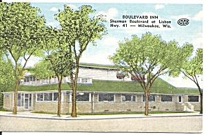 Milwaukee WI Gaulke s Boulevard Inn p34332 (Image1)