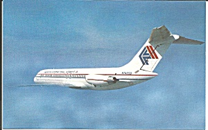 American International Airways Dc-9-30 N7465b