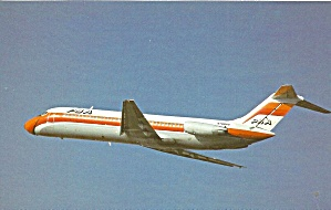Psa Pacific Southwest Airlines Dc-9-32 N706ps P34344