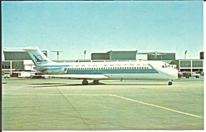 North Central Airlines Dc-9-31 P34345