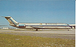 Eastern Airlines Dc-9-51 N416ea P34348