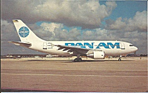 Pan Am Airbus A300-324 N812pa P34386