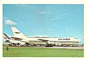 Air Gabon 747 Od-agj P34398