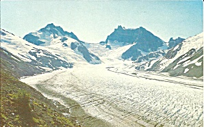 British Columbia Glacier P34402