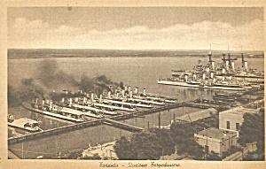 Taranto Italy Naval Ships at Piers p34425 (Image1)