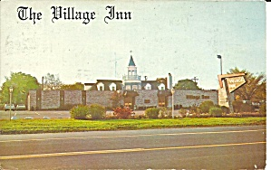 Allentown PA The Village Inn Postcard p34456 (Image1)