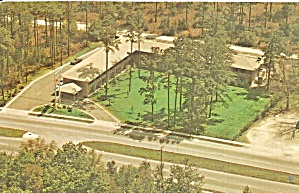 Lake City FL Piney Woods Lodge Motel p34497 1972 (Image1)