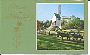 Williamsburg VA Robertson s Windmill p34498 (Image1)