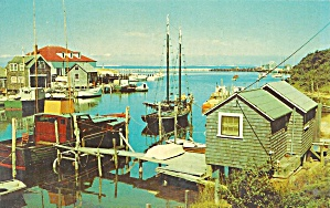 Quaint Fishing Village p34515 (Image1)