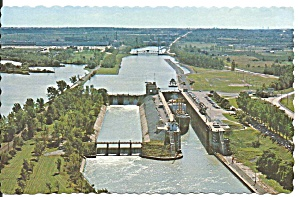 St Catharines On Canada Lock 3 P34529