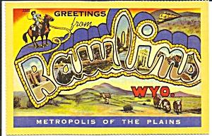 Rawlins WY Metropolis of the Plains p34590 (Image1)