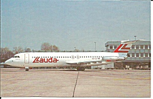 Lauda Air Bac-111-525ft 0e-ild P34606