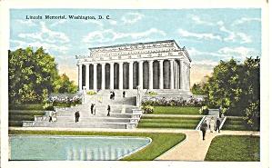 Washington DC Lincoln Memorial p34627 (Image1)