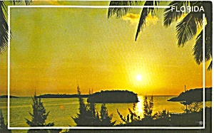 Florida Lower East Coast Sunset p34628 (Image1)
