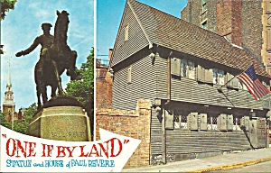 Boston MA Home of Paul Revere p34667 (Image1)