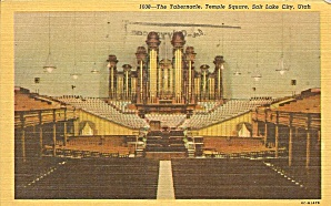 The Tabernacle Temple Square St Lake City UT p34673 (Image1)