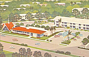 Howard Johnson S Motor Lodge Coral Gables Fl P34676