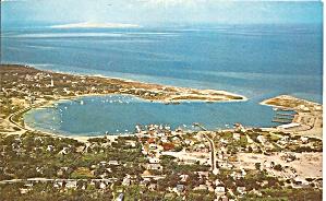 Ocracoke Village and Harbor, NC p34678 (Image1)
