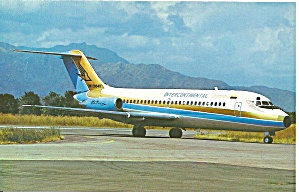Intercontinental Columbia HK-2864X  DC-9-15 p34686 (Image1)