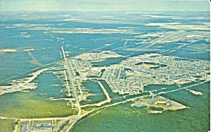 Aerial View Of Gander Newfoundland P34729