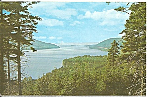 South Lake Ainsue Cape Breton Nova Scotia Canada P34730