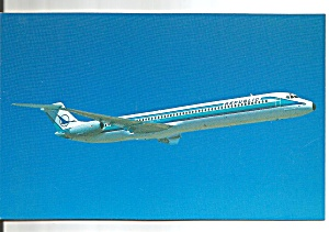 Republic Airlines Dc-9-80 Airline Issued P34797