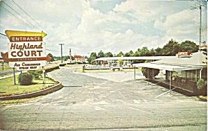 Highland Court Motel Fayetteville NC p34810 (Image1)