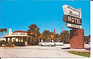 Atlantic Beach FL Bennett s Beach Motel p34812 (Image1)