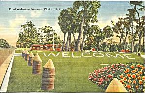 Sarasota FL Point Welcome p34819 (Image1)