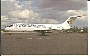 Air Puerto Rico  DC-9-14  N931EA p34826 (Image1)