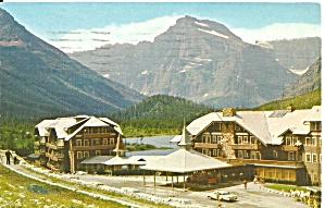 Glacier National Park MT Many Glacier Hotel p34839 (Image1)