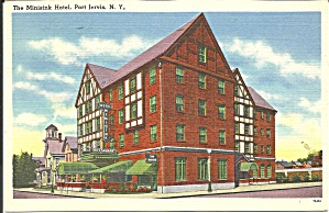 Port Jarvis NY The Minisink Hotel p34844 (Image1)
