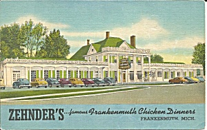 Frankenmuth MI Zehnder s Restaurant p34866 (Image1)