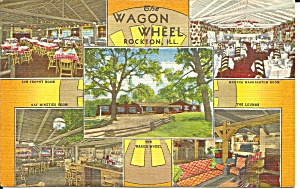 Rocton IL The Wagon Wheel Restaurant p34868 (Image1)